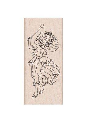 Hero Arts Stamp Fairy Queen