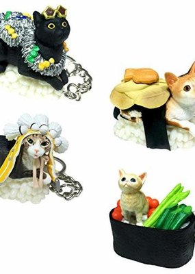 Clever Idiots Blind Box Sushi Cat 3