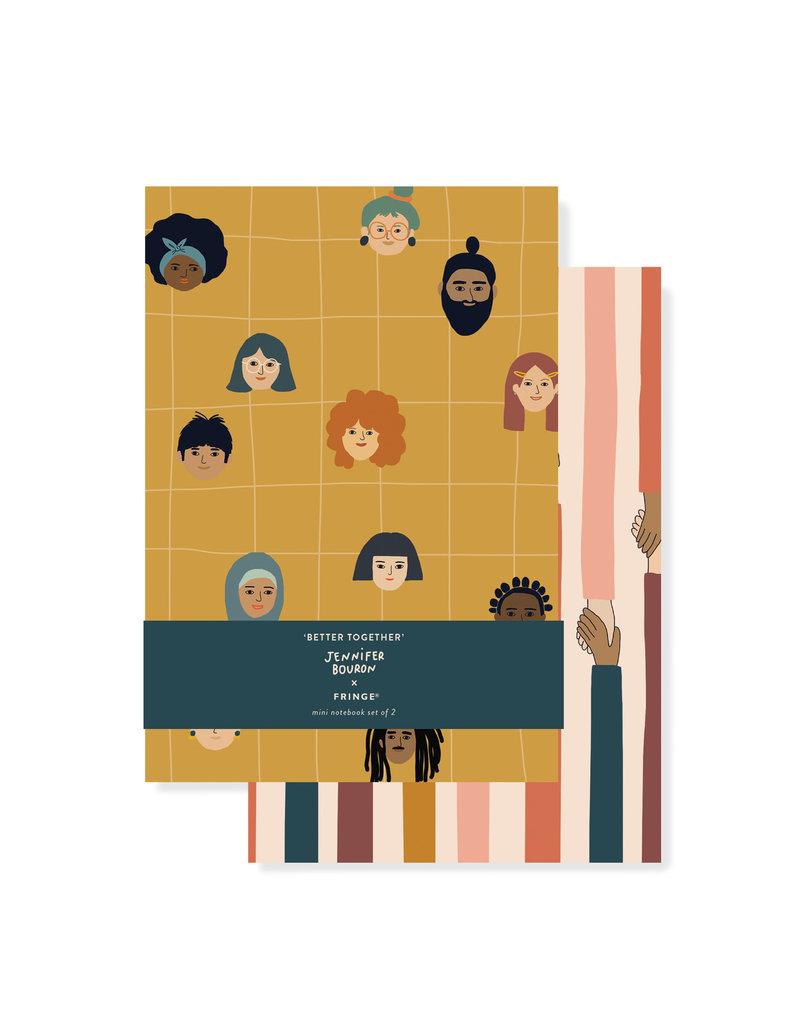 Fringe Mini Journal Set Better Together