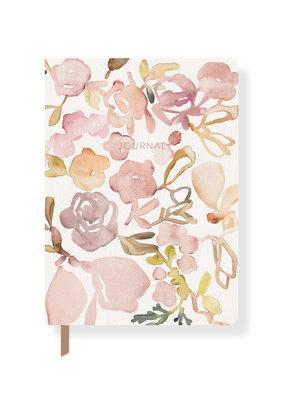 Fringe Journal Paperback Water Study Floral Lined