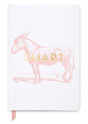 Designworks Ink Journal Vintage Sass Hard Cover Smart Donkey Lined