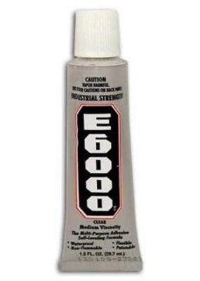 Eclectic E6000 Adhesive 1oz Tube Bulk Clear