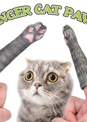 Archie McPhee Cat Paw Finger