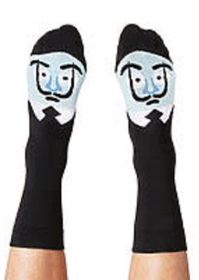 Chatty Feet Character Socks Sole-Adore Dali