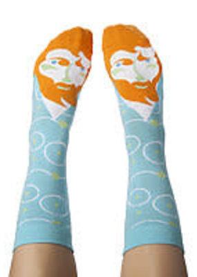 Chatty Feet Character Socks Vincent van Toe