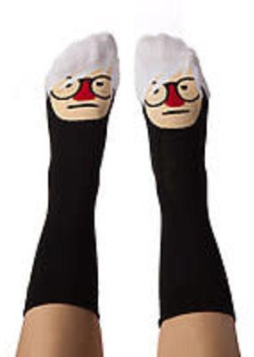 Chatty Feet Character Socks Andy Sock-Hole