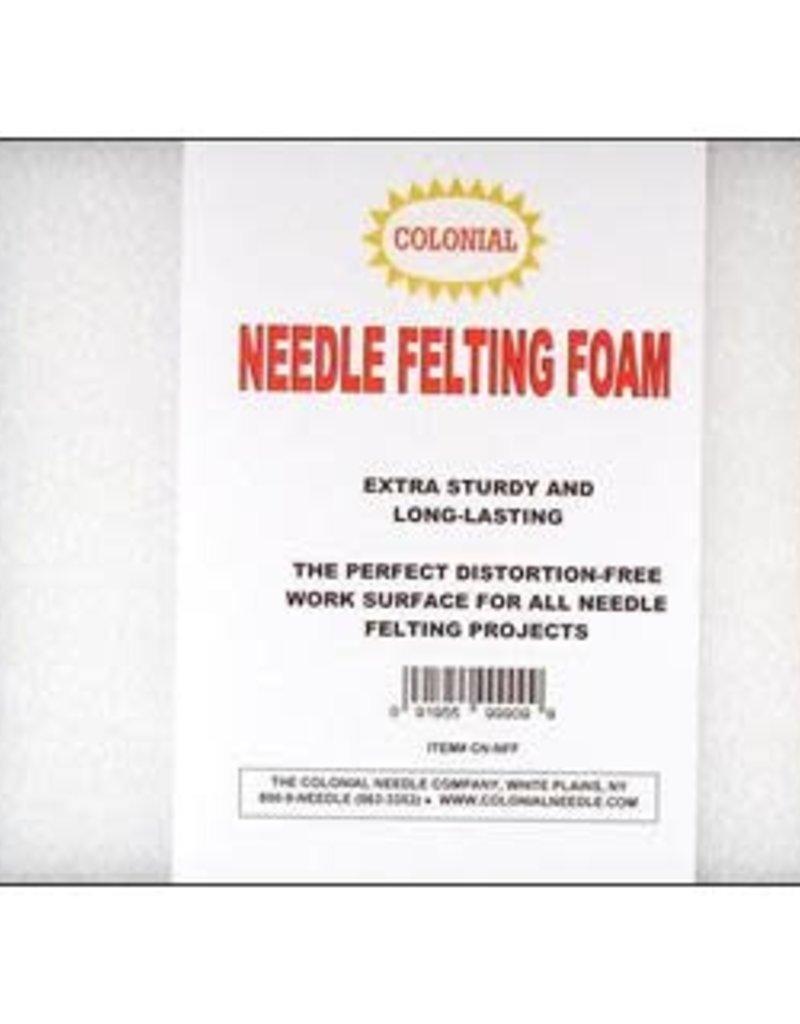 Colonial Colonial Needle Felting Foam 9 x 8 x 2 Inch