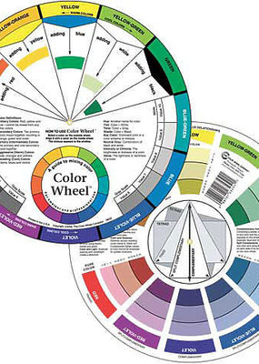 Color Wheel Co Color Wheels 9 1/4 Inch