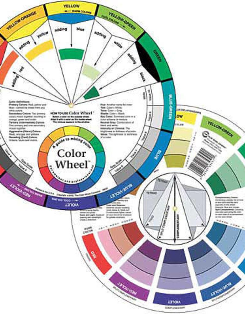 Color Wheel Co Color Wheels 9 1/4 Inch