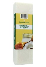 Country Lane Wax Coconut and Beeswax Blend 1lb