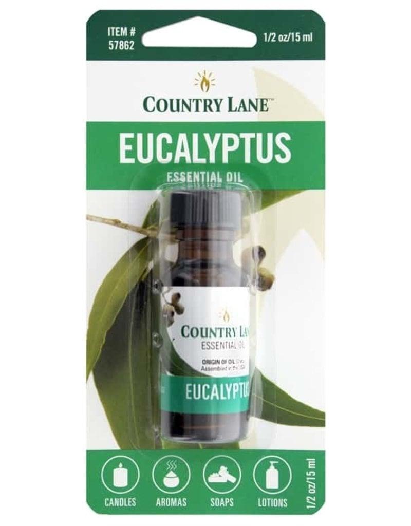 Country Lane Essential Oil .5 oz Eucalyptus