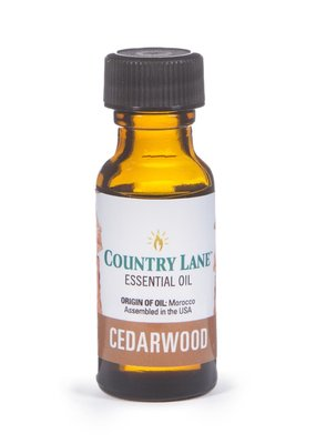 Country Lane Essential Oil .5 oz Cedarwood
