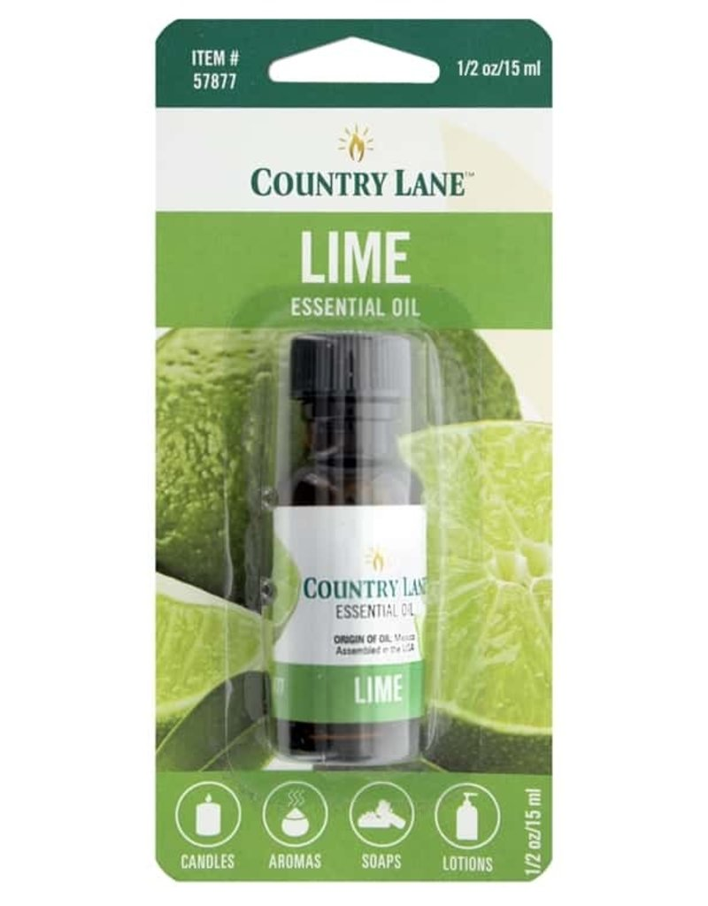 Country Lane Essential Oil .5 oz Lime