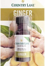 Country Lane Essential Oil .5 oz Ginger