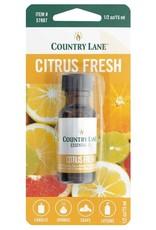Country Lane Essential Oil .5 oz Citrus Fresh