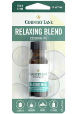 Country Lane Essential Oil .5 oz Relaxing Blend