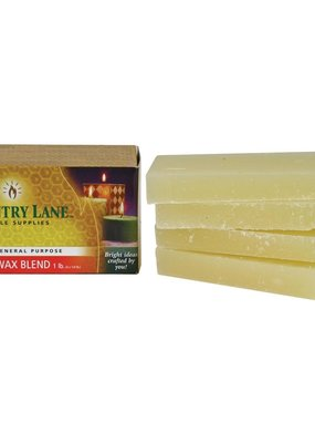 Country Lane Wax General Purpose Beeswax Blend 1 Pound