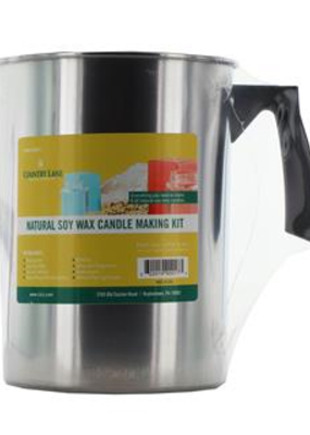 Country Lane Candle Making Kit Natural Soy Wax