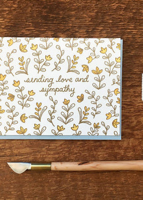 Noteworthy Card Love and Sympathy