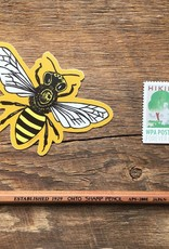 Noteworthy Sticker Honey Bee