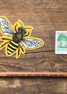 Noteworthy Sticker Honey Bee