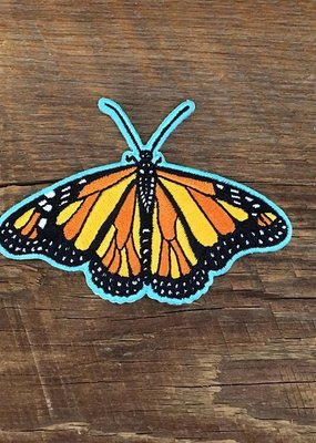Noteworthy Patch Monarch Butterfly