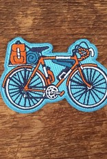 Noteworthy Patch Bicycle