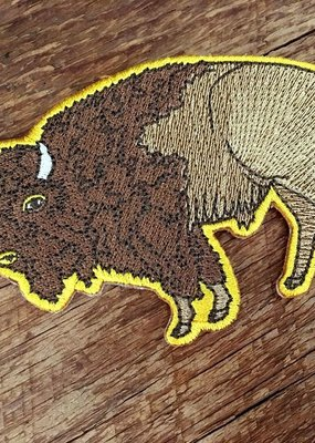 Noteworthy Patch Bison Buffalo