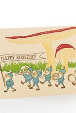 Ilee papergoods Card Happy Birthday Gnomes