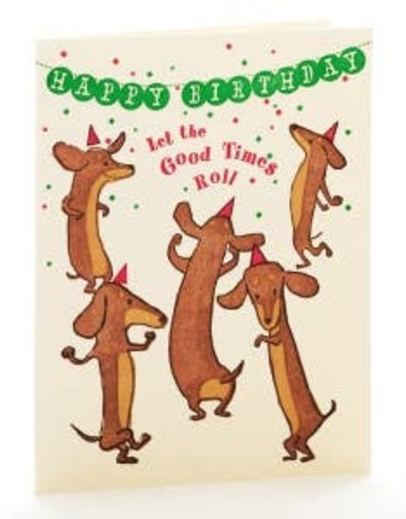 Ilee papergoods Card Dogs Party