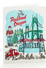 Ilee papergoods Card Portland Oregon