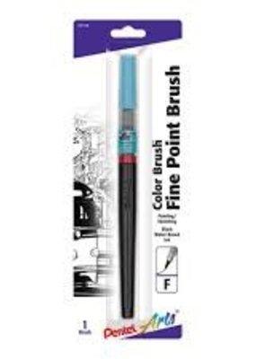 Pentel Brush Pen Fine Point Black