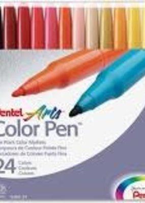 Pentel Color Pen Set of 24