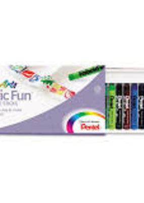 Pentel Dyeing Pastel Set of 15