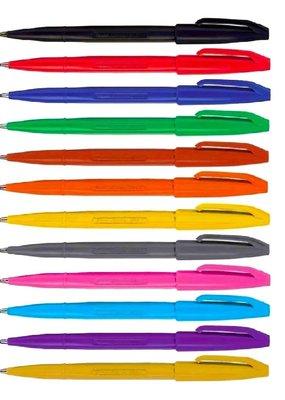 Pentel Pentel Sign Pen Fiber Tip