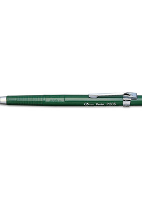 Pentel Sharp Mechanical Draft Pencil .5mm Green