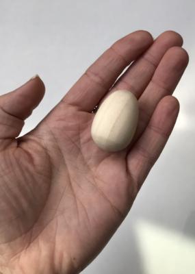 Darice Wood Egg