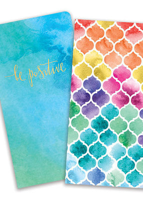 Paper House Journey Notebooks Color Washed