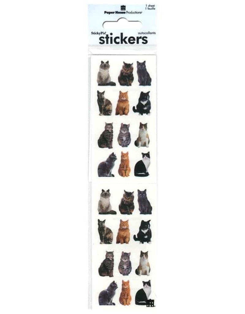Paper House Pet Sticker Sheets 2 x 4