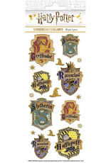 Paper House Stickers Faux Enamel Harry Potter