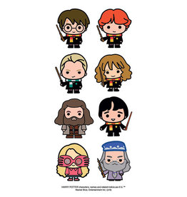 Paper House Sticker 2 X 4 Harry Potter Chibi