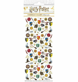 Paper House Sticker Sheet Harry Potter