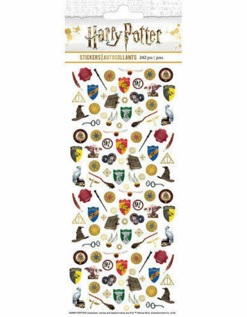 Paper House Sticker Sheet Harry Potter