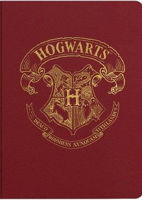 Paper House Journal Hogwarts Crest Lined