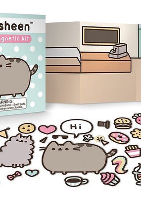Running Press Pusheen: A Magnetic Kit