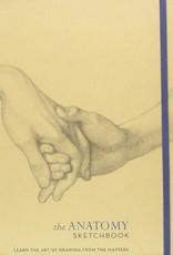 Hachette The Anatomy Sketchbook