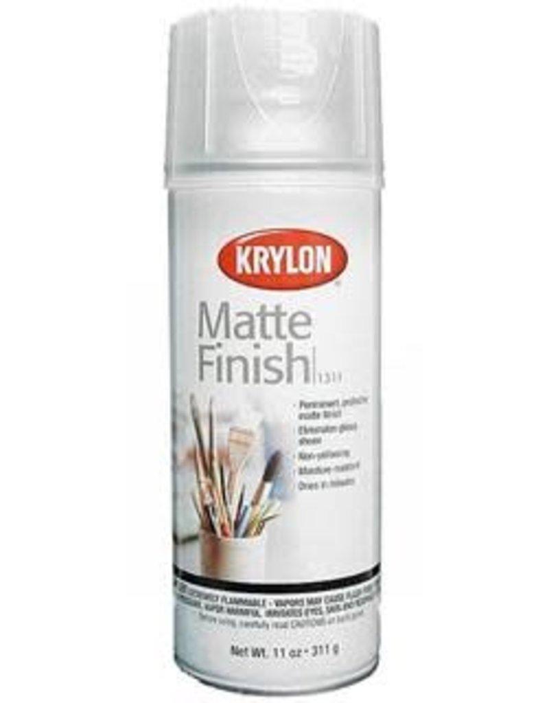 Krylon Spray Matte Finish 11 Ounce