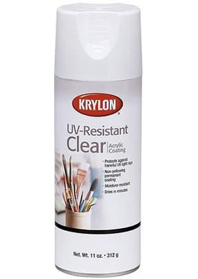 Krylon UV Resist Spray Clear 11oz.