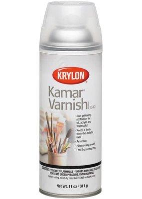 Krylon Spray Kamar Varnish 11oz.