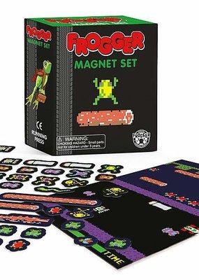 Hachette Frogger Magnet Set